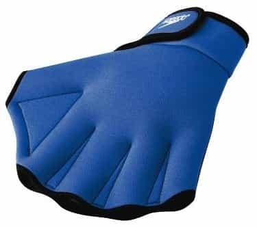 Speedo swim glove pool exercise equipment