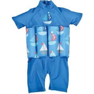 Splash About Floatie Suit blue