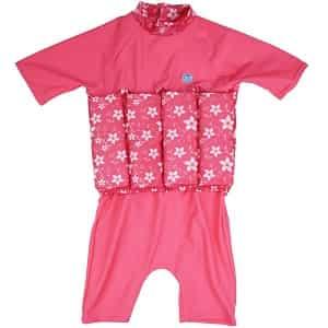 Splash About Floatie Suit pink