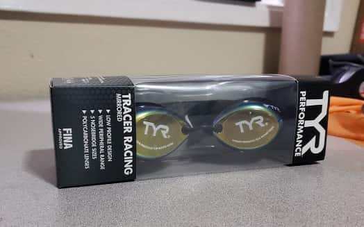 TYR Tracer Racing Goggles Review