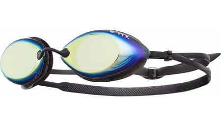 TYR Tracer Racing Mirrored Swim Goggles
