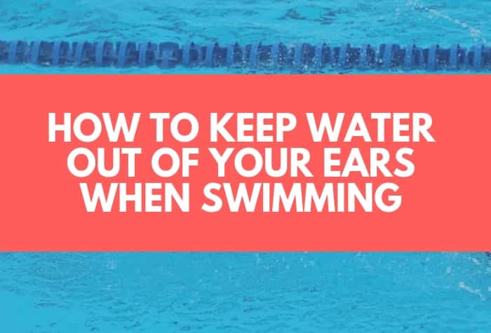 how to protect ears when swimming