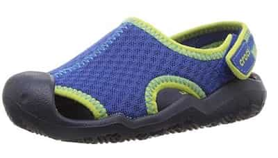 Crocs Swiftwater Water Sandal for Kids Blue
