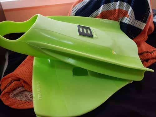 DMC Elite Fins Green