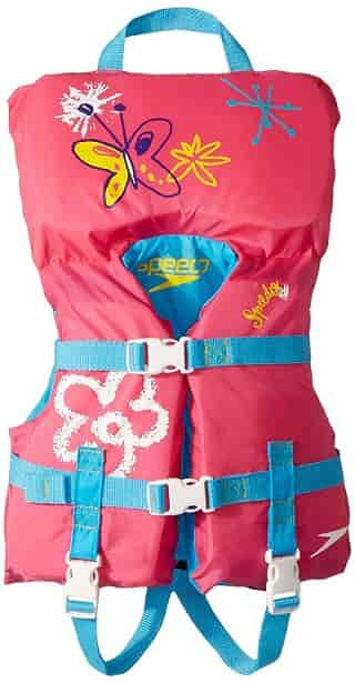 Speedo Infant Life Jacket Pink