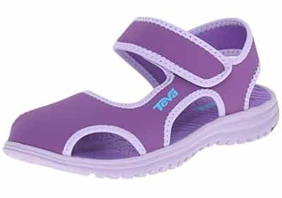 Teva Kids Water Sandals Purple-min