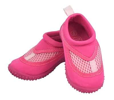 i play water shoes for kids pink