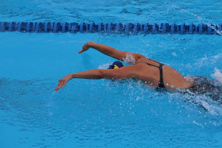 How Swimmers Can Improve Focus at Swim Practice