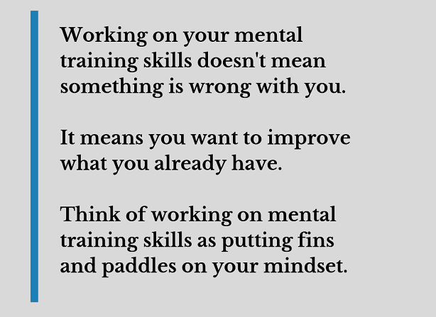 Mental Training Skills for Swimmers