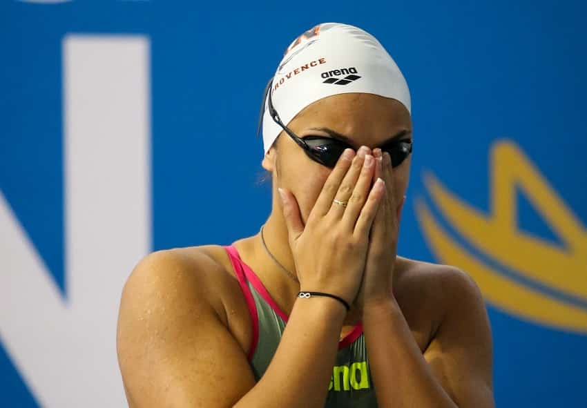 The First Thing Swimmers Need to Know About Developing Self-Confidence