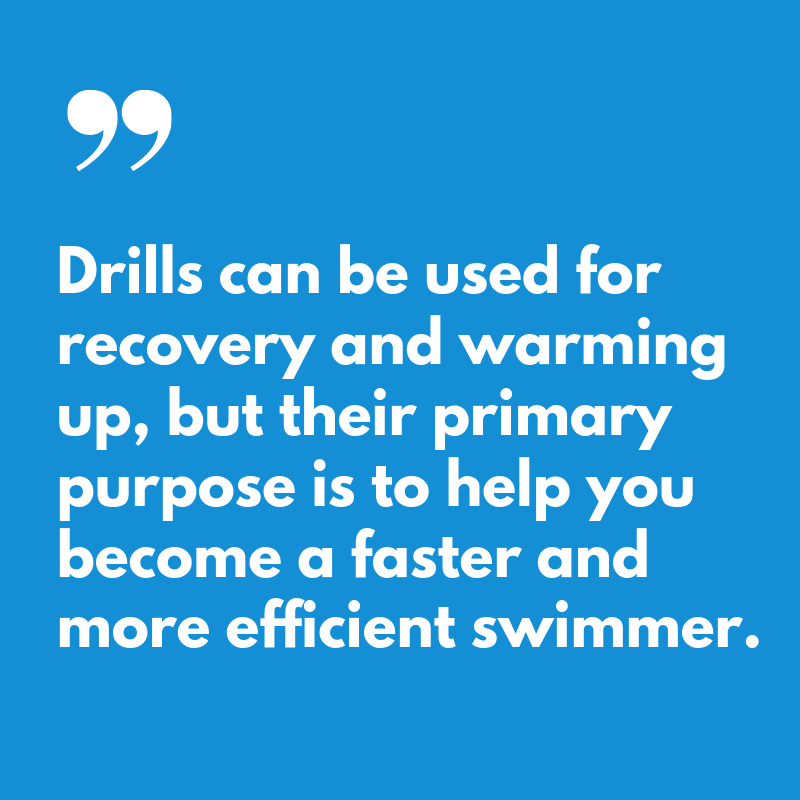 Drills for Swimming