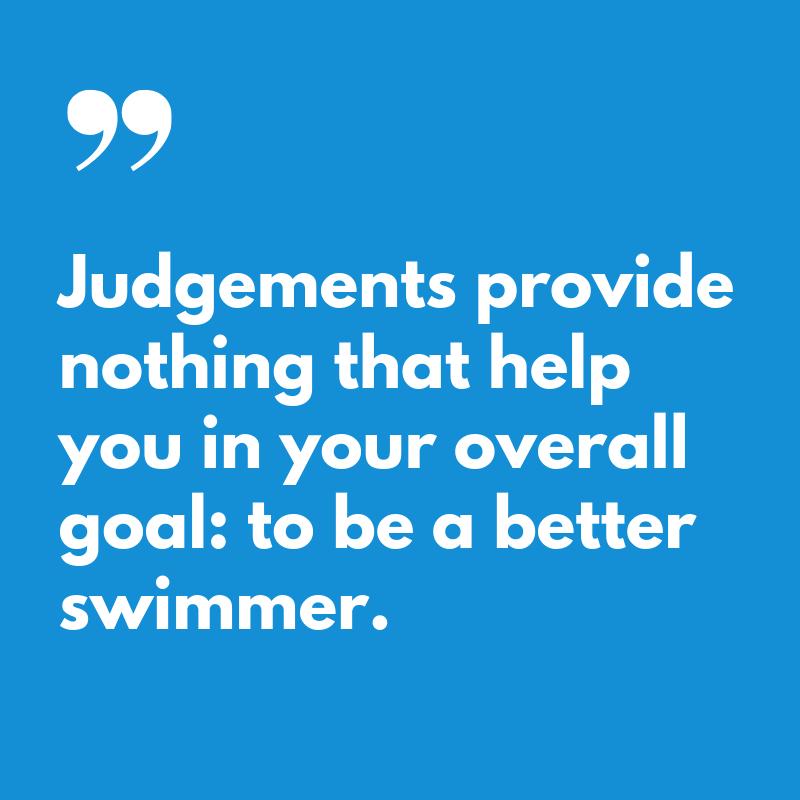 Evaluations vs Judgements