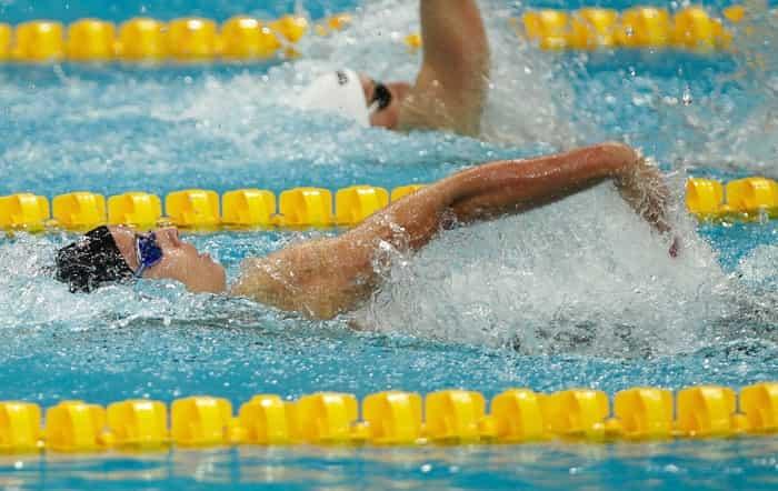 Regan Smith backstroker