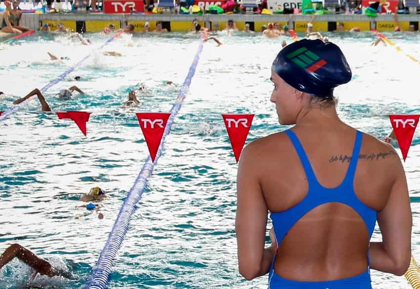 How Swimmers Can Develop Epic Follow Through with Their Big Goals