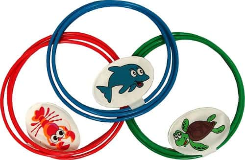 Water Sport Swim Thru Rings Best Pool Toys