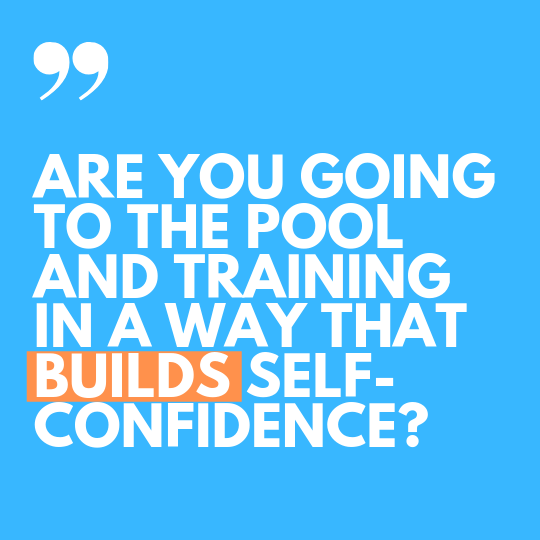 Are You Training for Self-Confidence