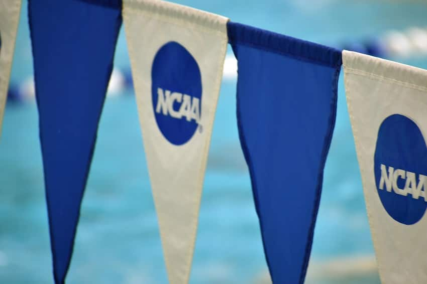 Case Study: 42% of College Swimmers Report Feeling Scared Before Big Races