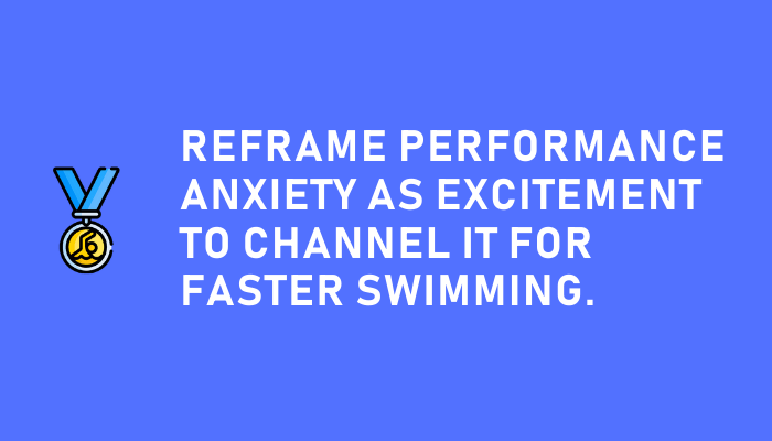 Reframe performance anxiety as excitement to channel it-min