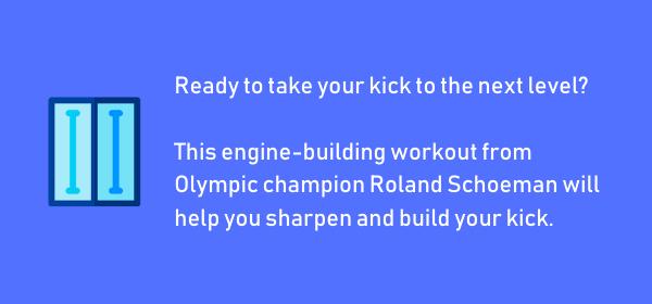 Roland Schoeman Kick Set