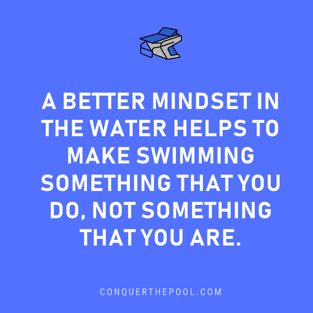 A Better Mindset in the Water