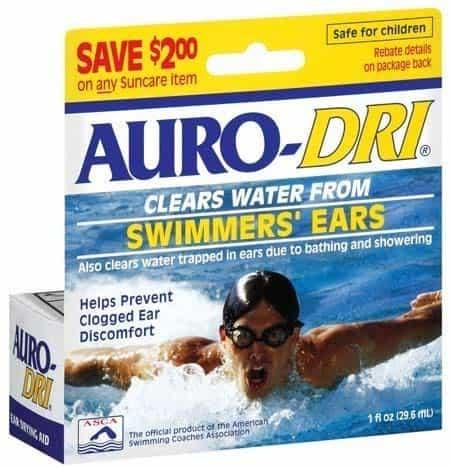 Auro-Dri Swimmers Ear Drops