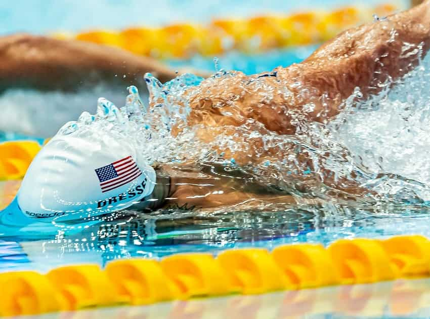 How Watching Your Favorite Swimmers Can Help You Swim Faster