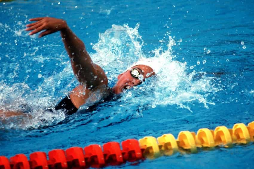 Janet Evans Swim Workouts and Training