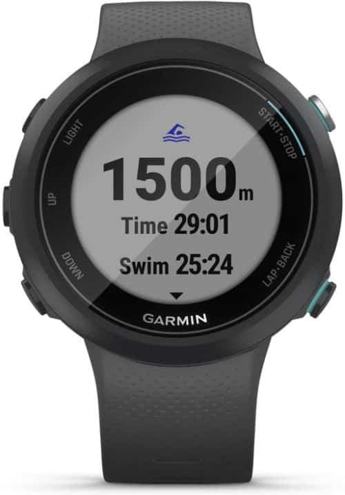Best Waterproof Fitness Tracker - Garmin Swim 2