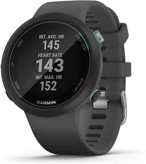 Best Waterproof Fitness Trackers - Garmin Swim 2