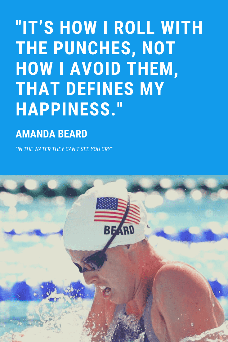 In the Water They Can't See You Cry by Amanda Beard Book Review
