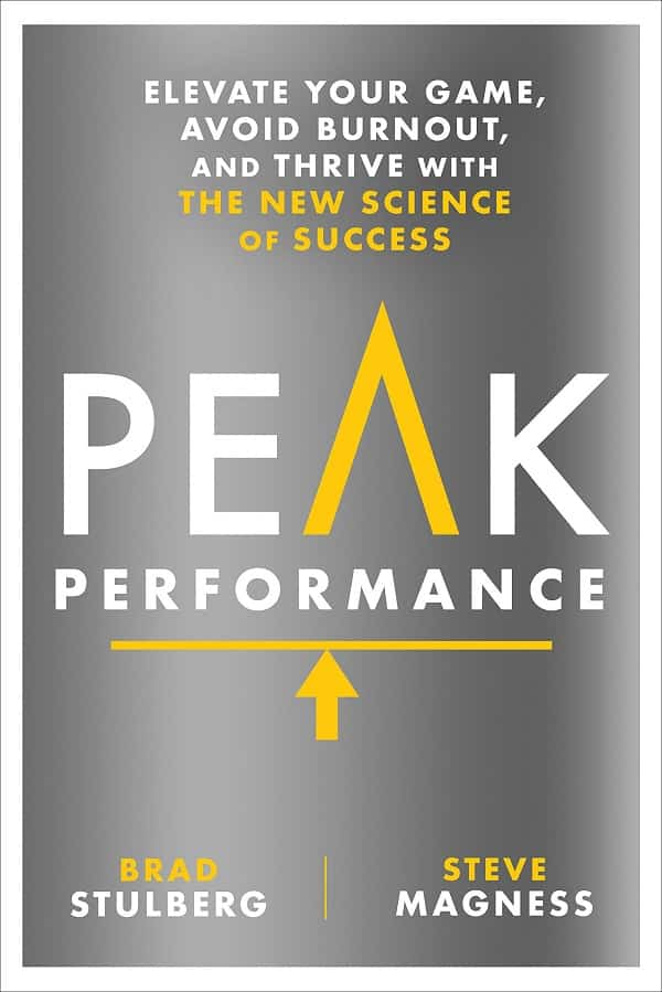 6 Things Swimmers Will Take Away from Peak Performance Book Summary