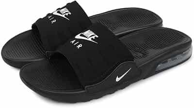 Best Shower Sandals - Nike Camden Mens Slide Sandal Black