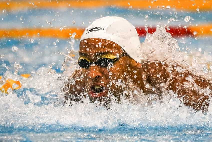 How Swimmers Can Maintain a Positive Mindset During Covid