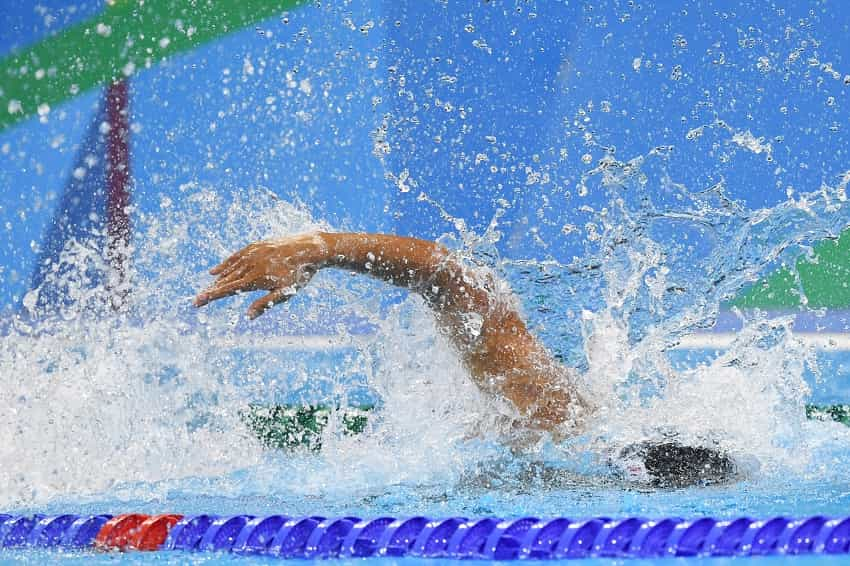 6 Things Swimmers Can Learn from Chop Wood Carry Water