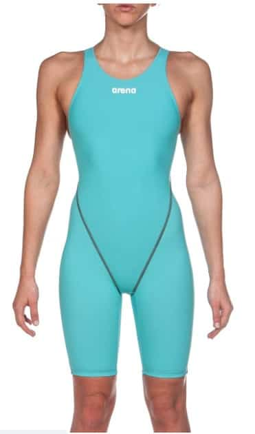 Best Racing Suits for Women - Arena Powerskin ST 2 Kneeskin