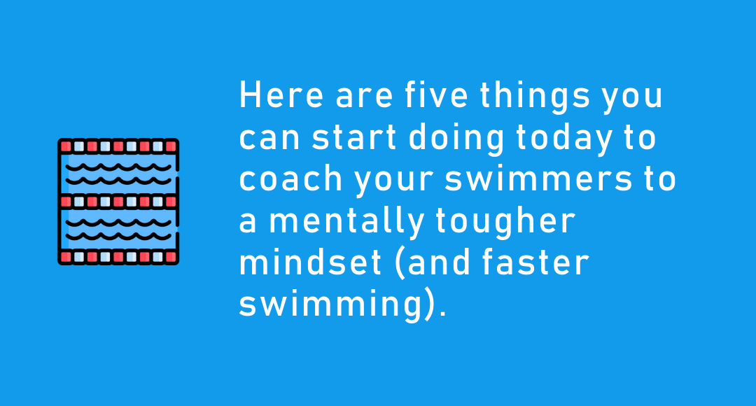 How to Build Mental Toughness for Swimmers