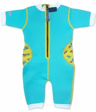 Best Swim Gear for Babies - Baby Wetsuit