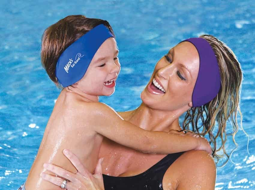 Best Swimmers Headband for Ears