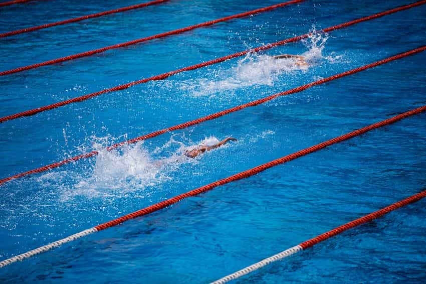 Distance Swim Workout for Age Group Swimmers