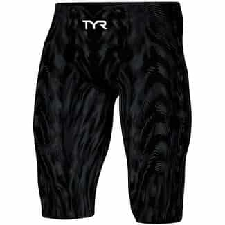 TYR-Venzo-Jammer-Onyx -- Tech Suit for Breaststroke