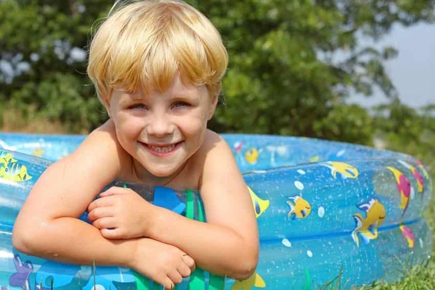 7 Best Inflatable Kiddie Pools