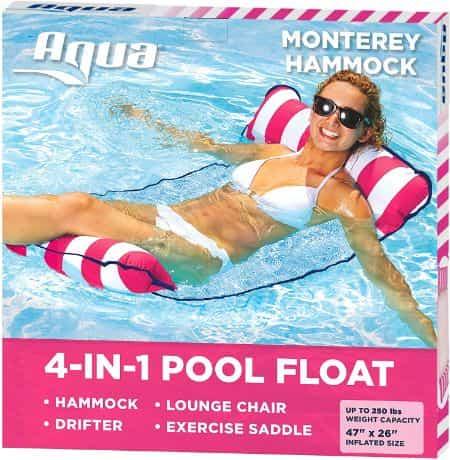 Aqua Lesiure 4-in-1 Pool Inflatable