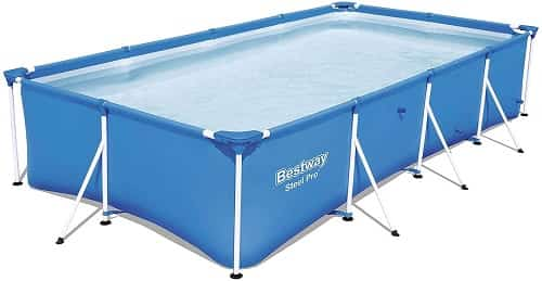 Best Above Ground Pools - Bestway Steel Pro Rectangular Pool