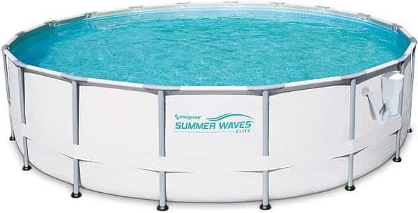 Best Above Ground Swimming Pools - Summer Waves Elite