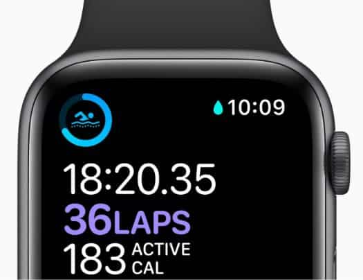 Best Smartwatch for Swimming - Apple Series 5