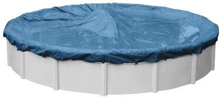 Best Winter Above Ground Round Pool Covers - Robelle