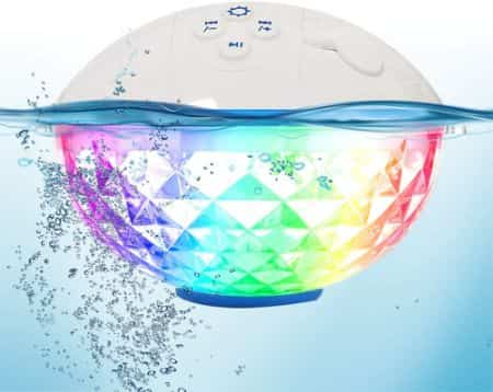 BluFree Waterproof Floatable Bluetooth Speaker