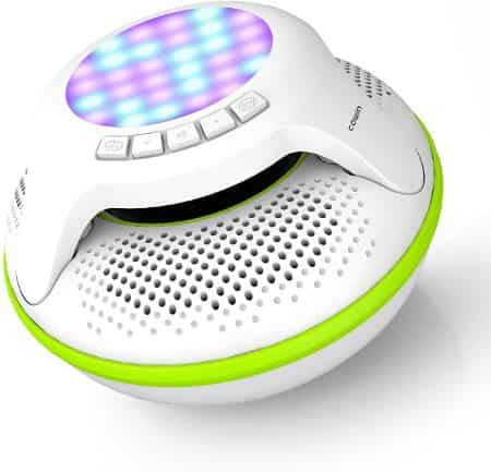 COWIN IPX7 Floating Pool Speaker