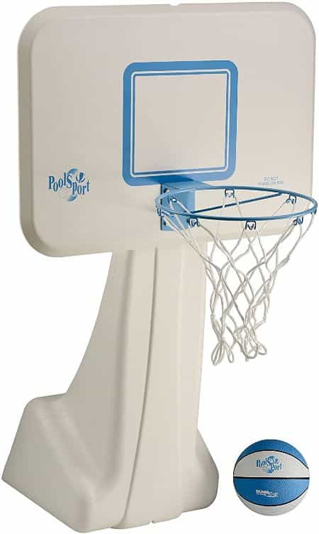 Dunnrite Poolside Basketball and Volleyball Set