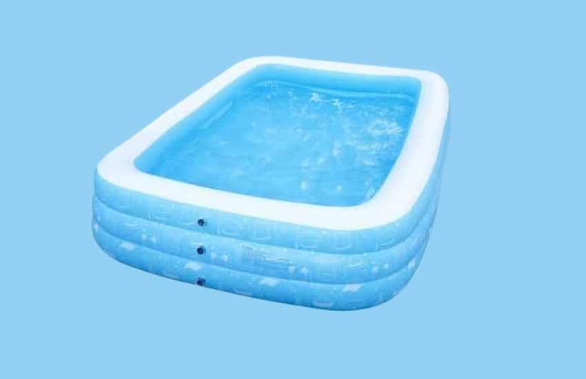 Gladle Freedom Series Inflatable Backyard Pool